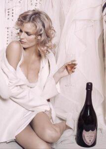 dom perignon rose 214x300 Breakfast of Champions: Brioche, Duck Eggs and Champagne