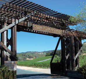phelps1 Joseph Phelps Vineyard Napa Valley Wine Cabernet Sauvignon and More