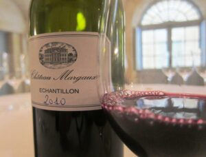 2010 April Margaux 300x228 2010 Chateau Margaux, Pavillon Rouge, Elegant, Regal Bordeaux Wine