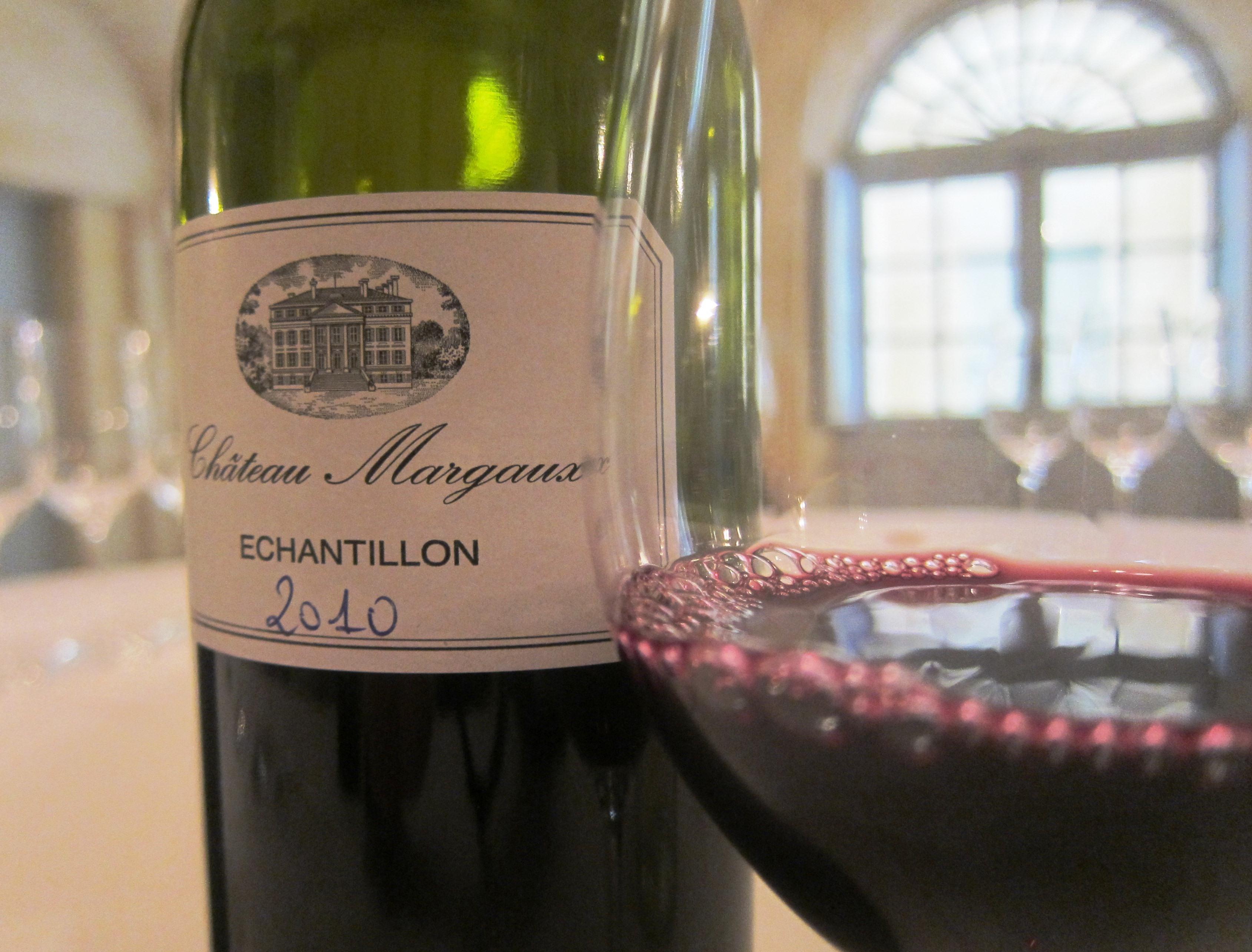 2010 Margaux Bordeaux Wine