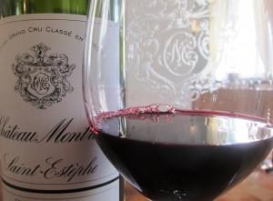 2010 April Montrose 300x221 2010 Chateau Montrose & Tronquoy, Big Dense Tannic, Intense Wine