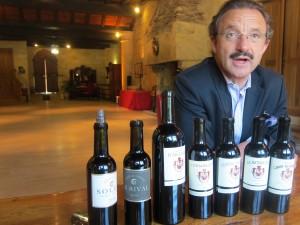 "2010 April Neipperg 1 300x225 2010 Bordeaux Wine from Stephan von Niepperg ""No risk, no fun"""