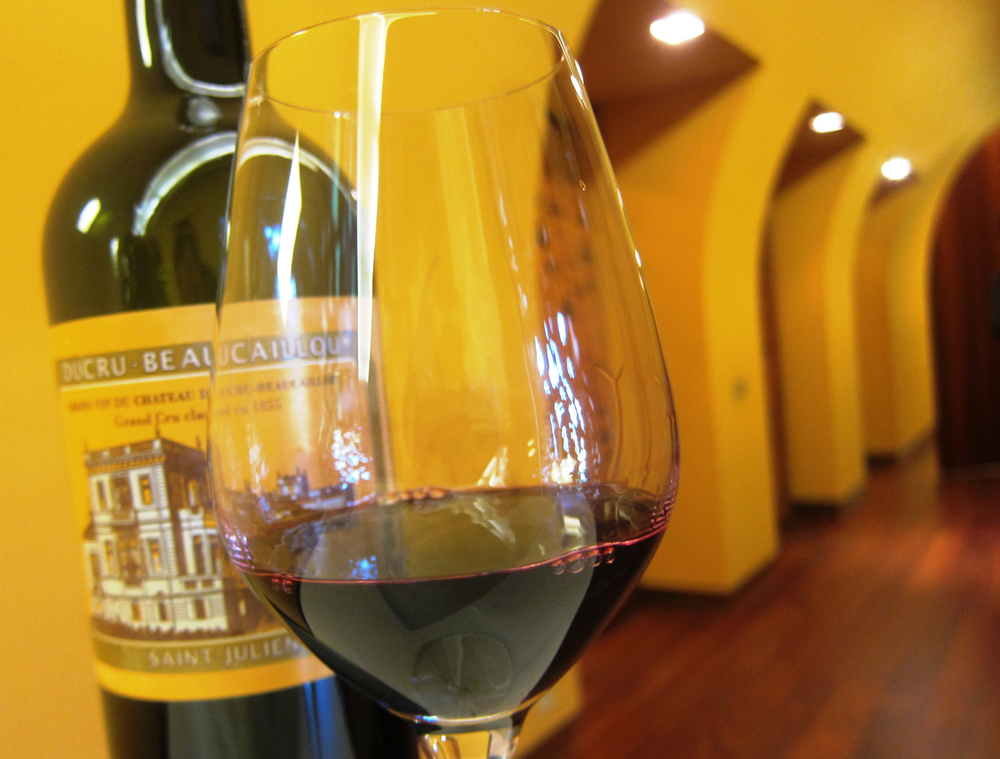 ducru beaucaillou 2010 bordeaux wine