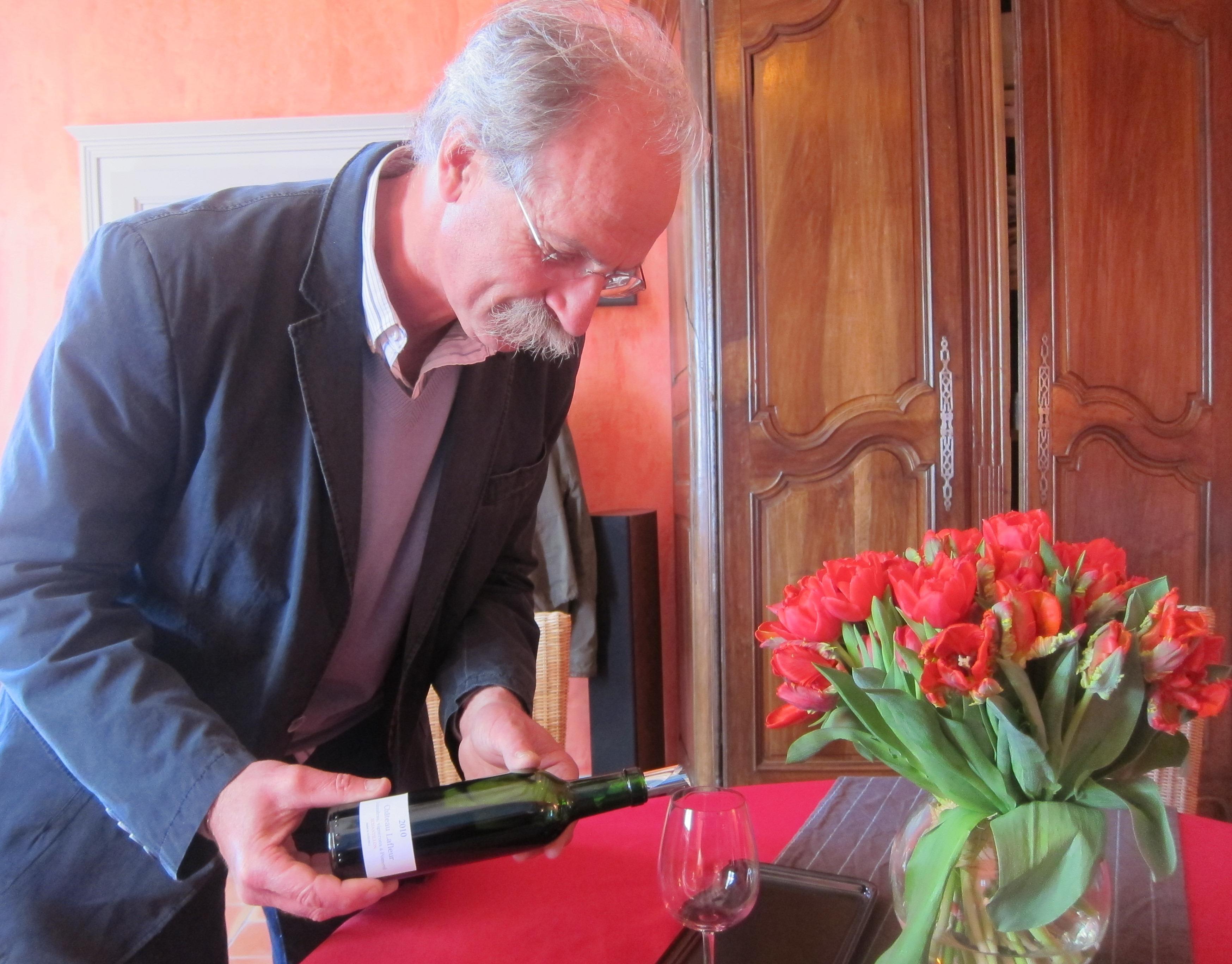 2010 chateau Lafleur pomerol bordeaux wine