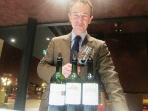 2010 april cos pratts 300x225 2010 Cos d'Estournel Great Wine, Different Bordeaux Style