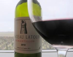 2010 april latour1 300x236 2010 Pauillac Bordeaux Wine Guide Reviews Tasting Notes