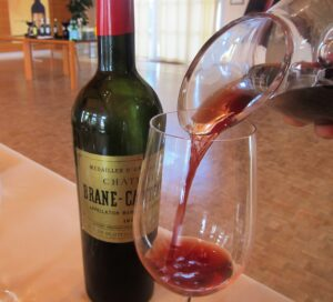 2010 brane april 28 2 300x272 2010 Brane Cantenac and a look Back to the Future with 1928 Brane!
