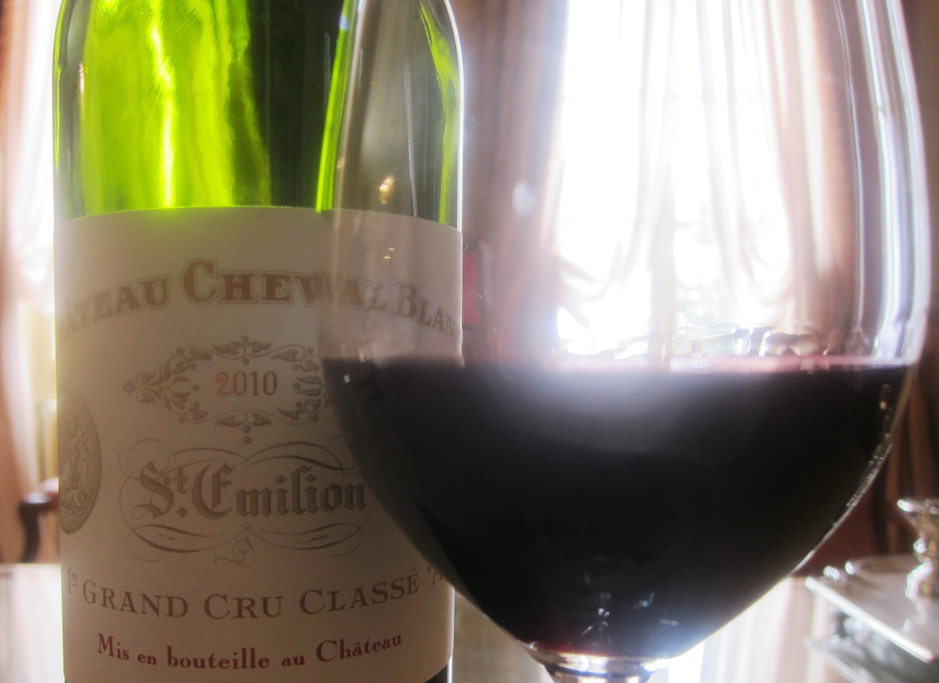2010 cheval blanc bordeaux wine