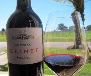 2010 clinet 300x251 2010 Clinet Hedonistic 2010 Bordeaux wine from Ronan Laborde in Pomerol