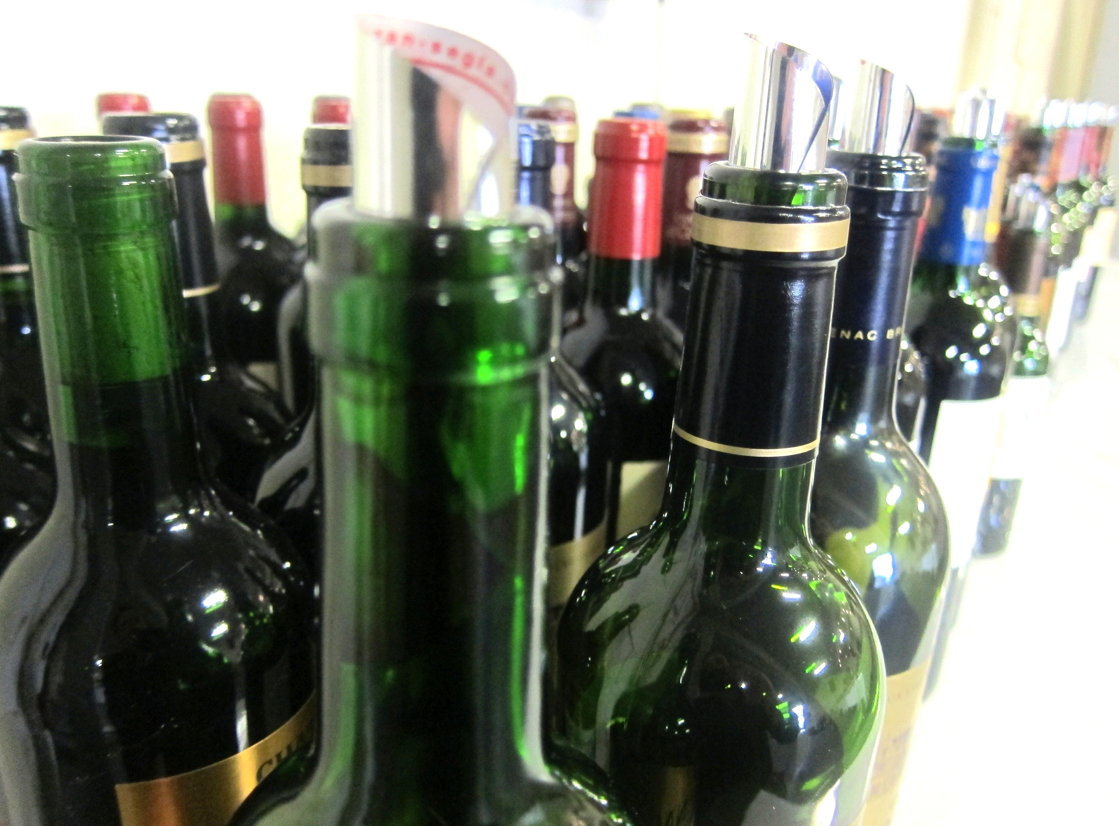 2010 medoc Bordeaux wine