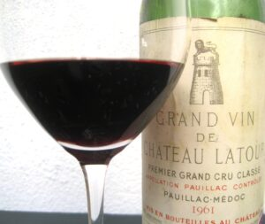 61 Latour 300x253 Chateau Latour Record Auction Prices set in Christies Auction