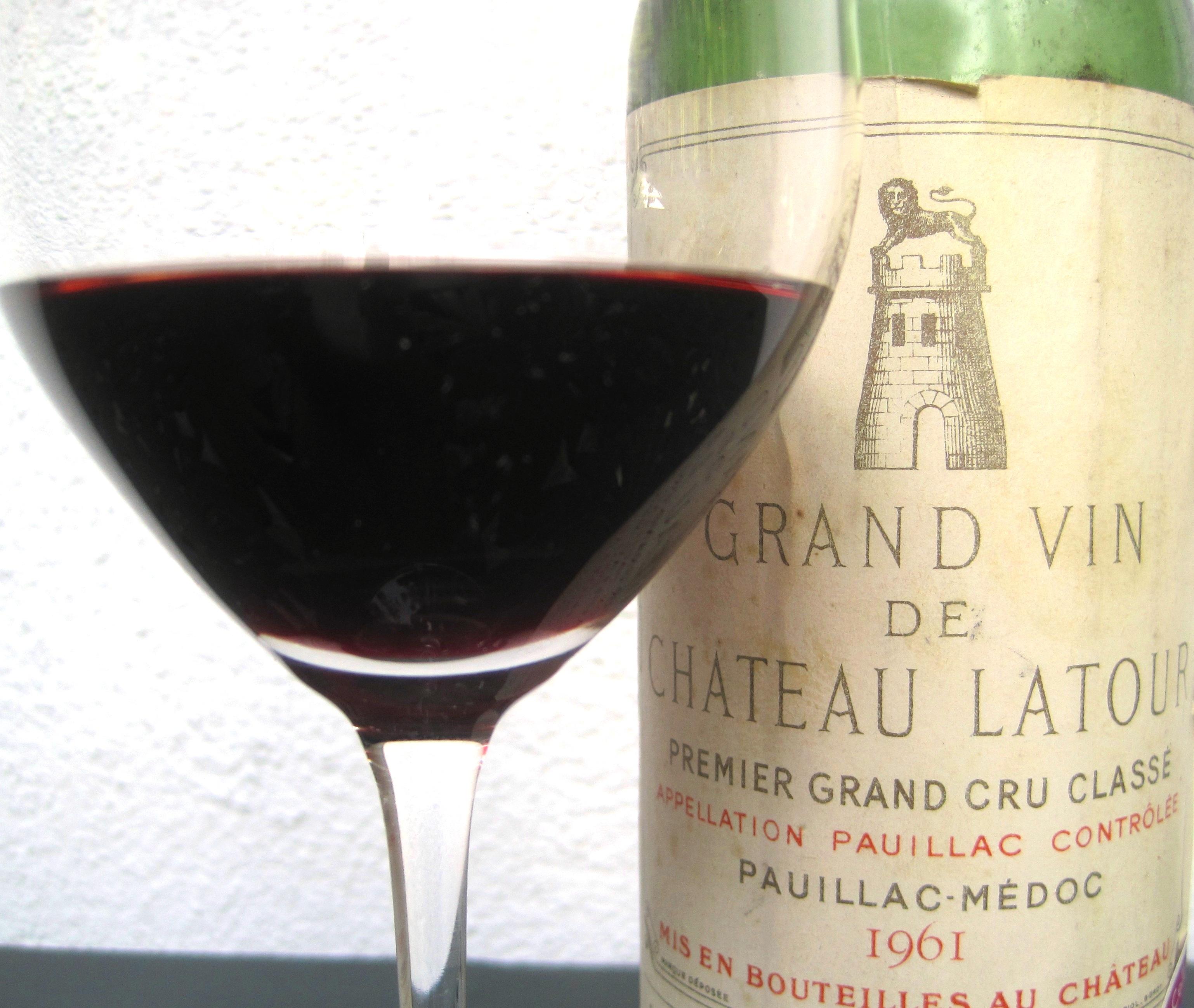 Chateau Latour Pauillac Bordeaux