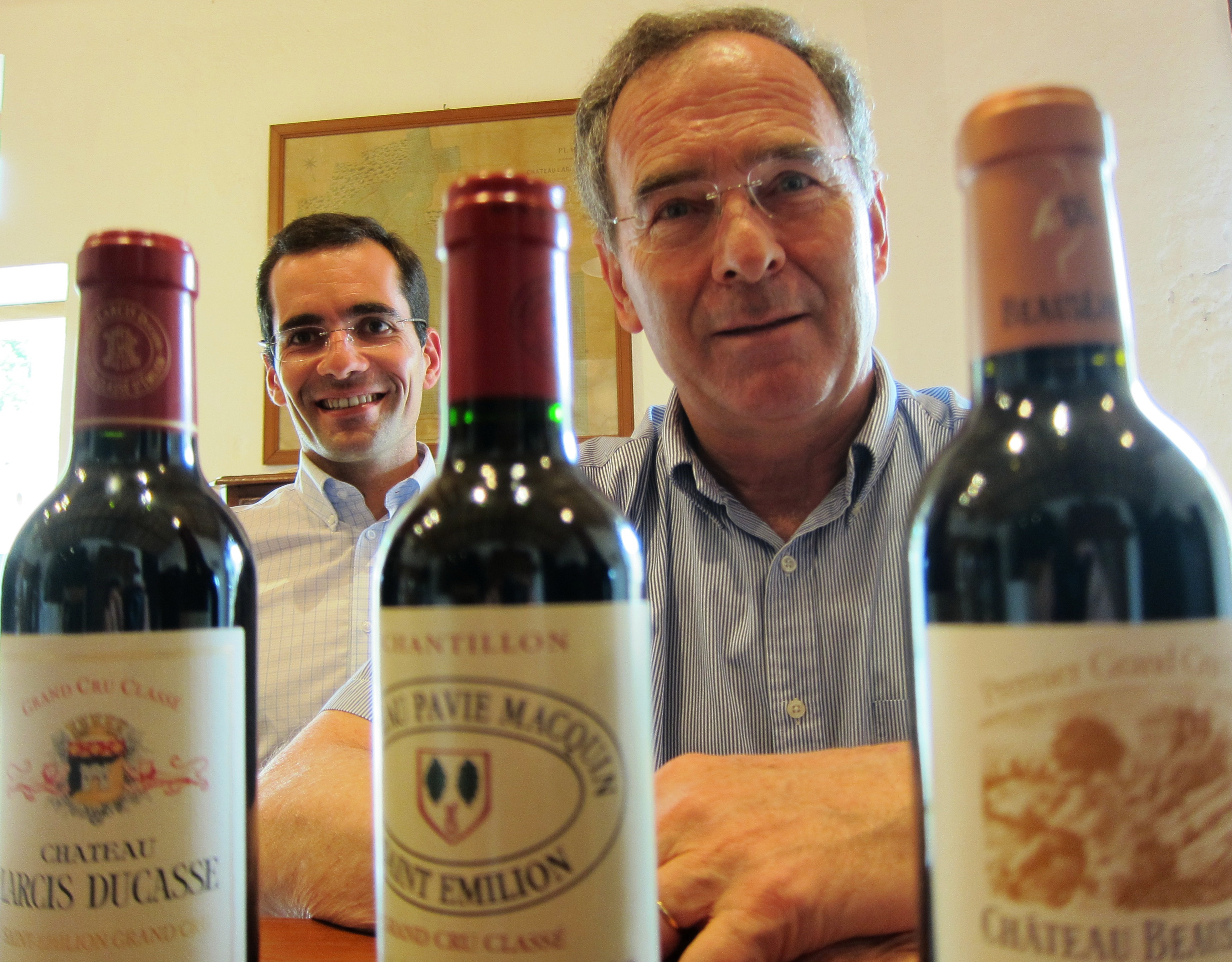 Nicolas Thienpont St. Emilion 2010 Bordeauxc wine