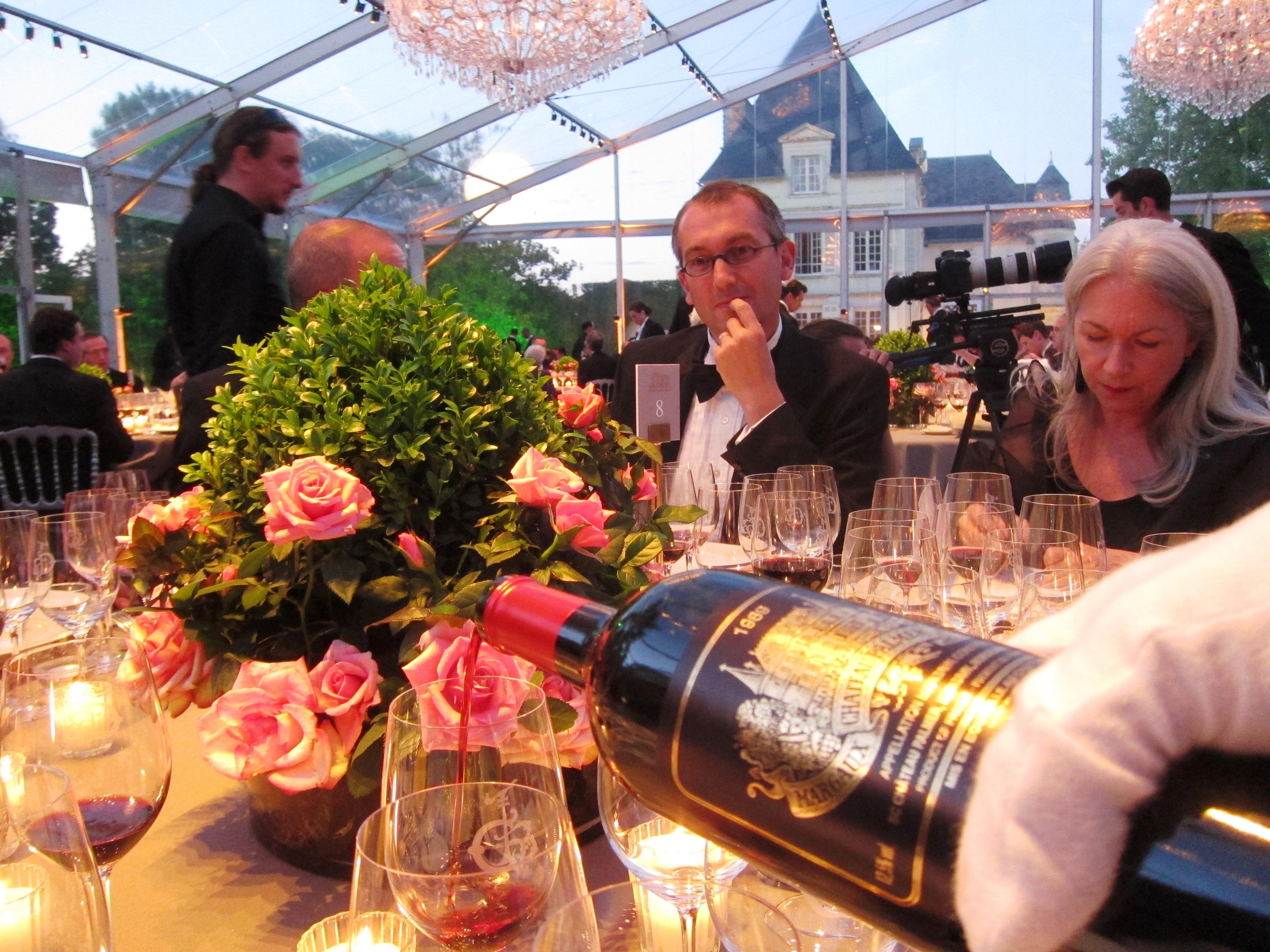 Chateau Palmer Wine