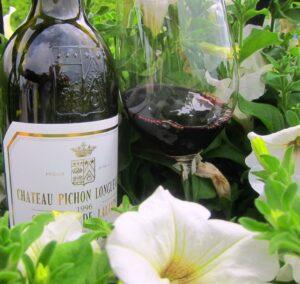 Chateau Pichon Lalande Bordeaux Wine 300x284 2010 Pichon Lalande tasted with mini Pichon Lalande vertical to 1996