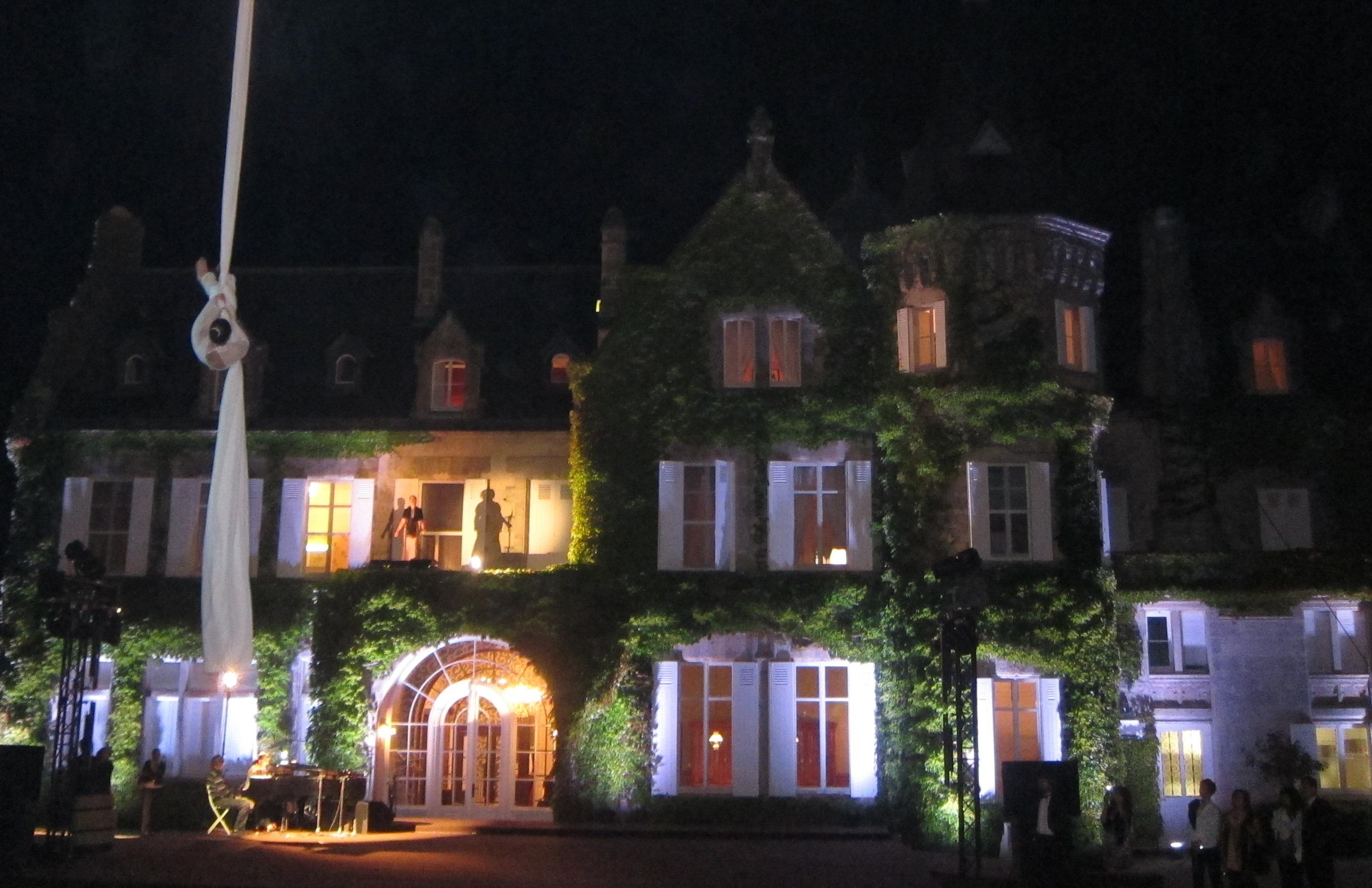 Chateau Lascombes, Margaux Fete de La Fleur