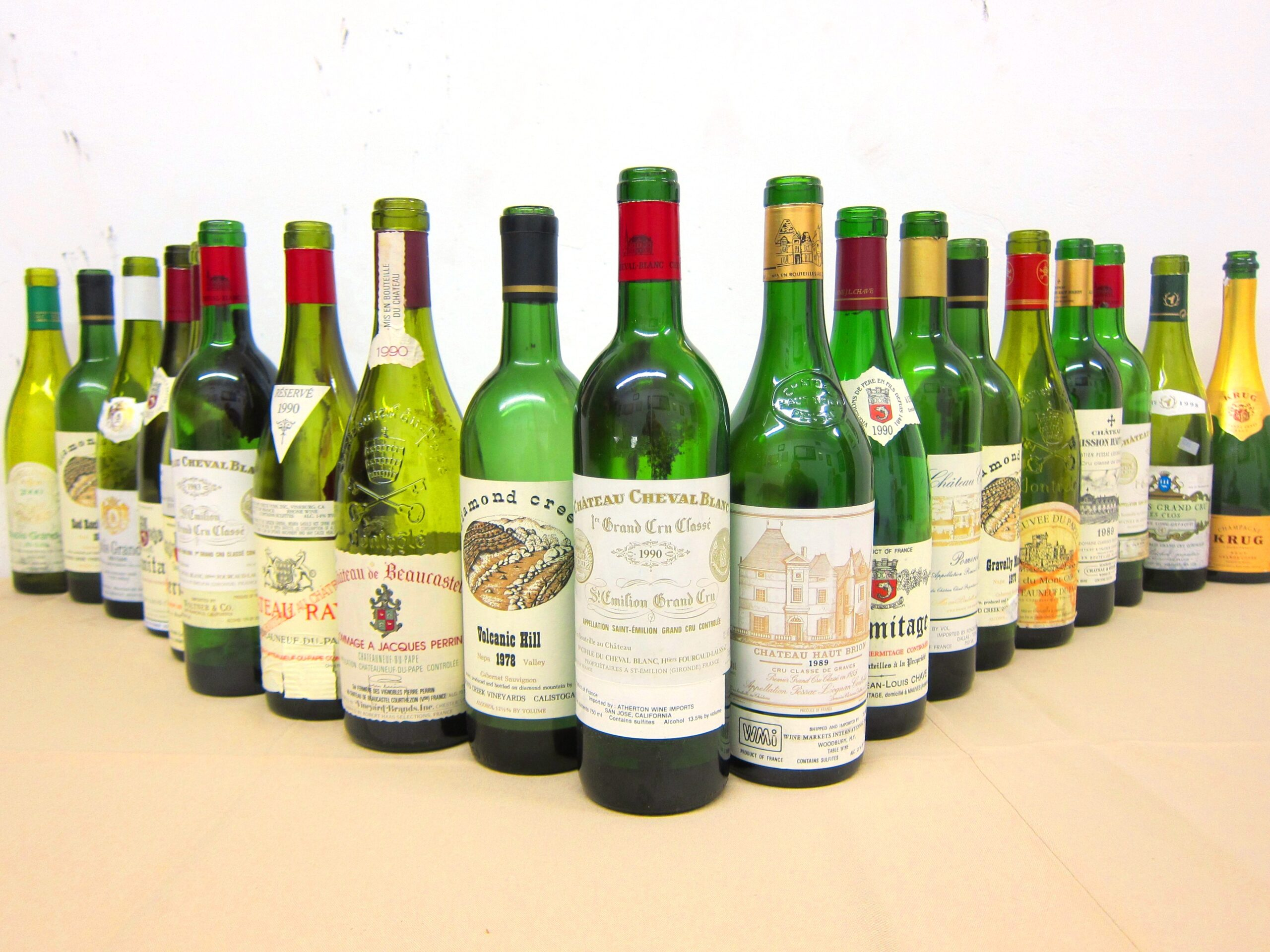 Blind Tasting Bordeaux Wine, Rhone Wine & More 7 Blind Men