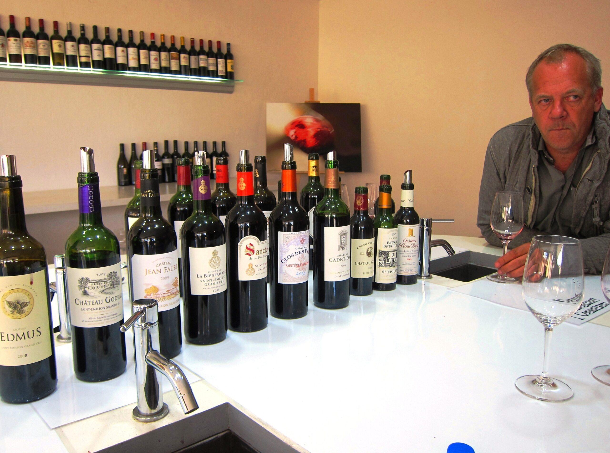 Left Bank 2009 Bordeaux Value Wines from Stephane Derenoncourt