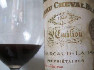 1949 Cheval Blanc 300x225 1959 Latour, 1949 Cheval Blanc, Bordeaux History Tasted