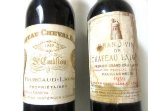 1959 Latour 1949 Cheval Blanc 300x225 1959 Latour, 1949 Cheval Blanc, Bordeaux History Tasted
