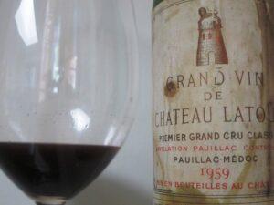 1959 Latour 300x225 1959 Latour, 1949 Cheval Blanc, Bordeaux History Tasted