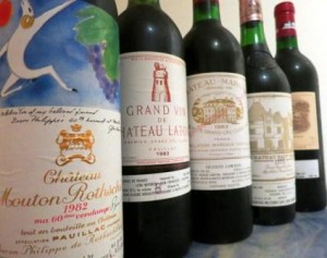 1st Growth Wines1 300x237 Complete Guide to First Growth Bordeaux Wine and Chateau
