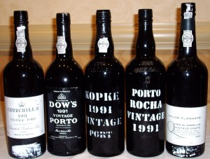 91 port 2 300x227 1991 Vintage Port Blind Tasting with Roy Hersh