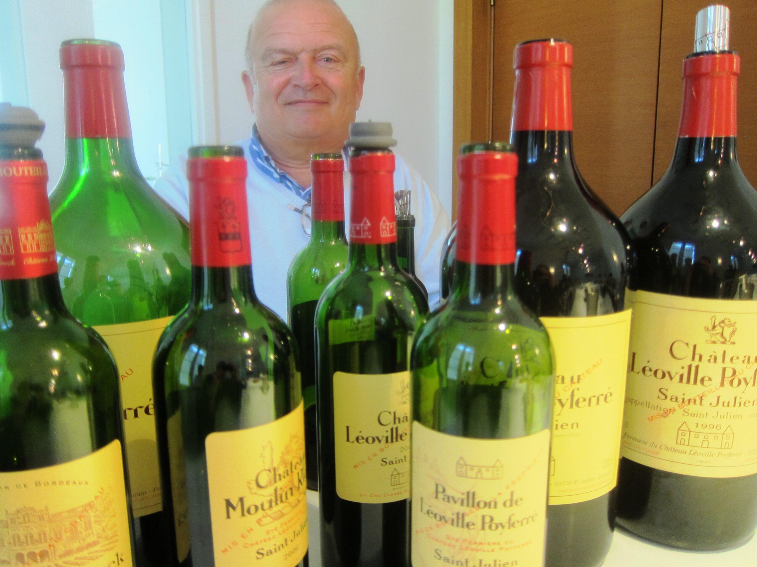 Chateau Leoville Poyferre Super Second Bordeaux Wine?