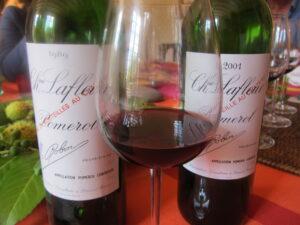 Lafleur Wines 300x225 Lafleur Pomerol Tasting, 1989   2010 with Jacques Guinaudeau