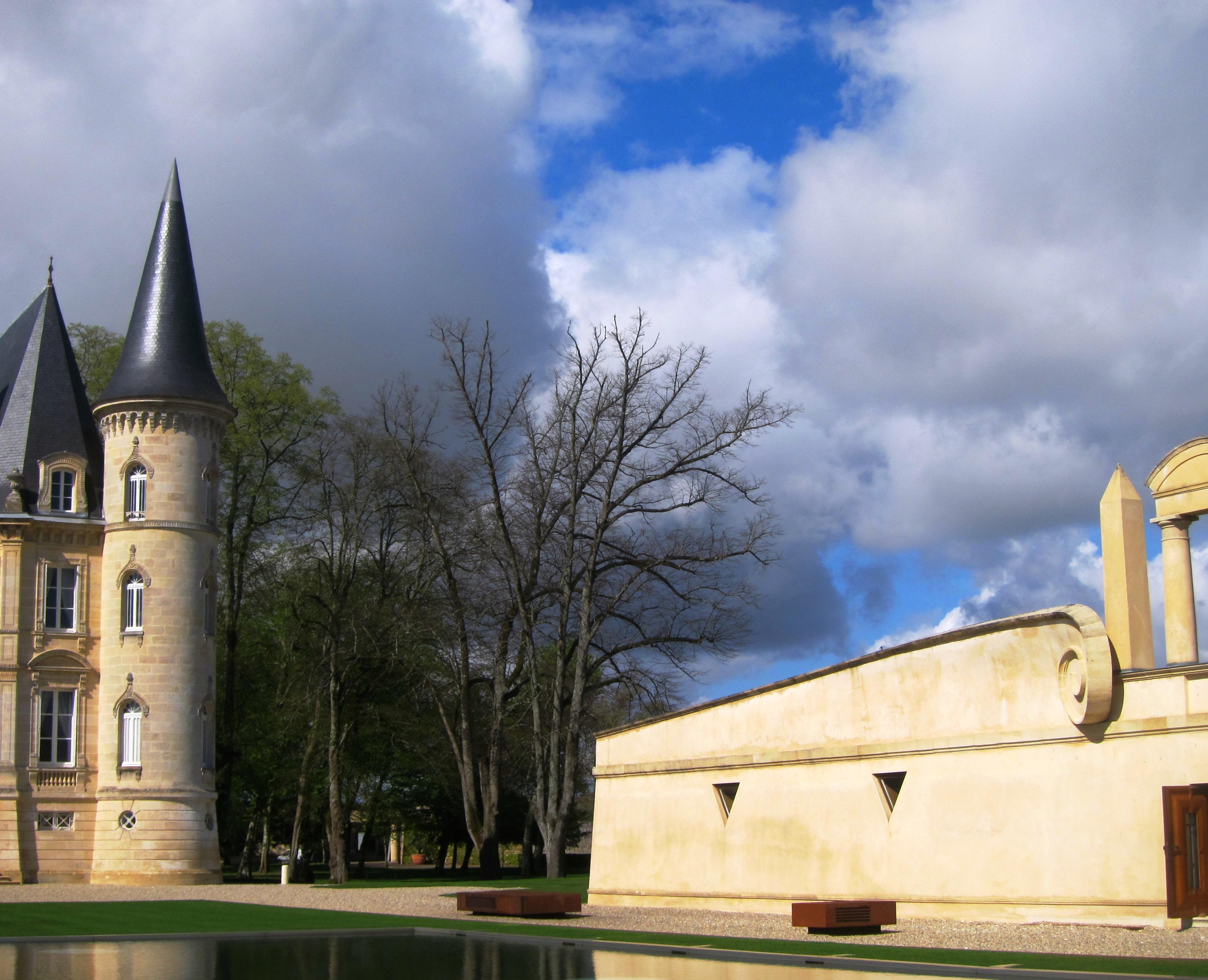 Pichon Baron Bordeaux Chateau