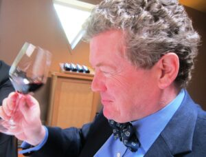 Pichon Baron Christian Seely 300x228 2010 Pichon Baron with 2009, 1996 Shows Changing Wine Styles