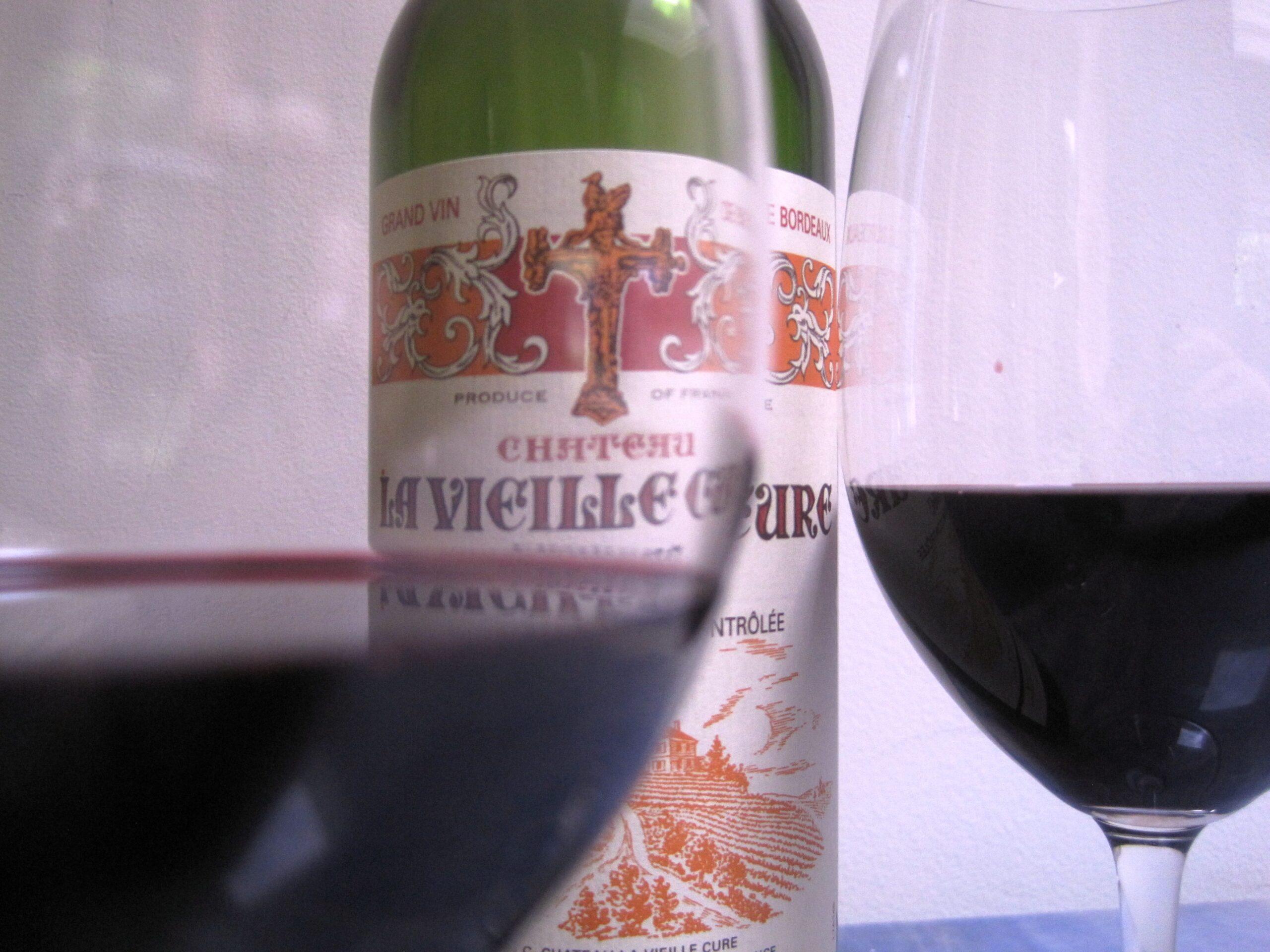 La Vieille Cure, Contender for best Bordeaux Value Wine