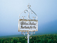 Chateau Destieux