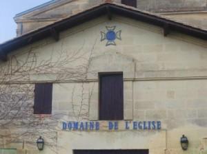 Domaine de LEglise Pomerol 300x224 Domaine de lEglise Pomerol Bordeaux, Complete Guide