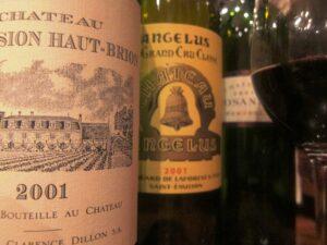 7 blind sept 01 bordeaux 300x225 7 Blind Men Taste Bordeaux Rhone California Wine 1961 2001