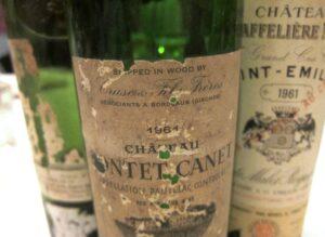 7 blind sept 61 bdx 300x219 7 Blind Men Taste Bordeaux Rhone California Wine 1961 2001