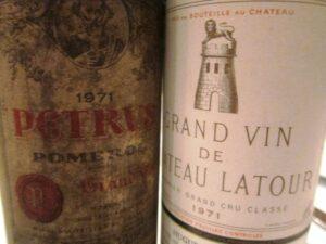 7 blind sept 71 300x225 7 Blind Men Taste Bordeaux Rhone California Wine 1961 2001