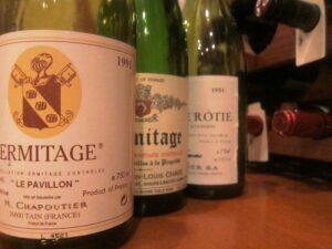 7 blind sept 91 rhone 2 300x225 7 Blind Men Taste Bordeaux Rhone California Wine 1961 2001