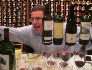 7 blind sept games 300x228 7 Blind Men Taste Bordeaux Rhone California Wine 1961 2001