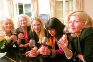 Fontenil girls 300x199 Chateau Fontenil Fronsac Bordeaux Wine, Complete Guide