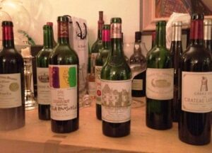 2001 Bordeaux Tasting 300x216 2001 First Growth Bordeaux Wine Blind Tasting, Stephen Browett