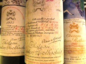 Tenser Mouton Blind 300x225 7 Blind Men A Night to Remember with Bordeaux Wine, Rhones & More