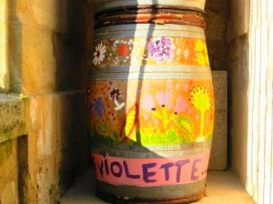 Violette 300x224 2011 Pomerol Le Gay La Violette Harvest Catherine Pere Verge Interview