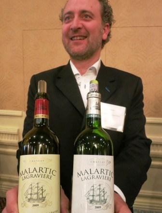 2009 Pessac Leognan Bordeaux Wine In Bottle Tasting Notes