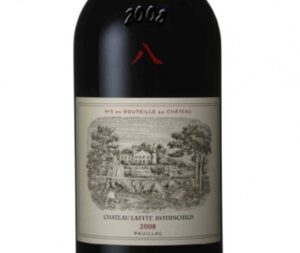 Lafite Rothschild 2008 300x253 2011 A Bad Year for Wine Investments According to Liv ex