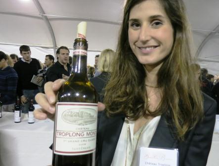 2009 St. Emilion Bordeaux Wine In Bottle Tasting Notes