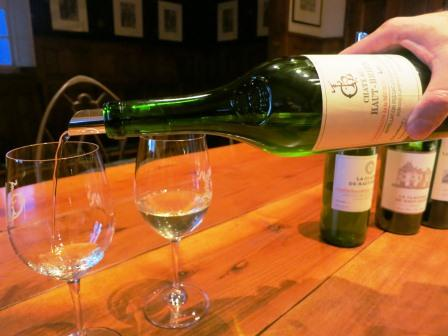 2015 White Bordeaux Wine Pessac Leognan and other appellations