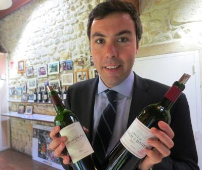 2011 Lynch Bages Tasting Notes, Jean Charles Interview