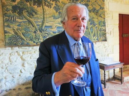 2011 Leoville Barton tasting notes, plus Anthony Barton says, Prices Must Drop!