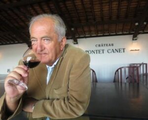 Alfred Tesseron 300x243 2011 Pontet Canet Tasting Notes, Candid Interview with Alfred Tesseron